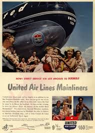 United Air Lines Hawaii Mainliners
