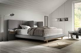 boxspringbett grau für ein elegantes schlafzimmer schlaraffia