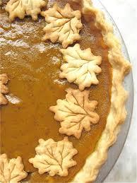 Pumpkin Pie With Molasses Brown Sugar by Spicy Pumpkin Pie Flourish King Arthur Flour