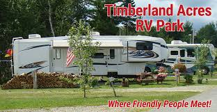 Just Minutes From Bar Harbor And Acadia National Park At Our Family RV