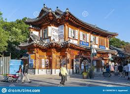 100 South Korea Houses Ancient House Built In N Traditional Architecture PNB