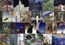 Rackham Fairy And Fairy Tale Art Arthur Rackham