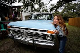 Star Designer Kim Lewis Builds Company Around 1977 Ford F-150