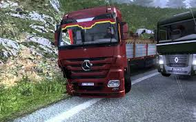 3 Truck Simulator Demo Euro