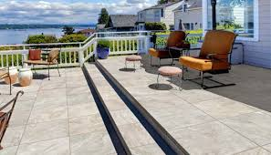 Thinset For Porcelain Tile On Concrete by Wood Deck Tiles U0026 Porcelain Pavers For Roof Decks U0026 Outdoor Flooring