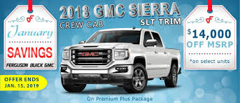 Ferguson Is THE Buick GMC Dealer In Metro Tulsa For New & Used Cars Cleveland Buick Gmc Dealer Medina 5 Reasons The Sierra Is Most Reliable Truck Terra Nova 2500hd Vehicles For Sale Near Hammond New Orleans Baton Rouge York Chevrolet Greencastle In Lifted Trucks In North Springfield Vt Pickup Moves Uptown This Is What The Cheaper 2019 Sle Looks Like Fowler Inc A Jackson Brandon Canton Ms Photos Best Chevy And Trucks Of Sema 2017 1500 Available Holland Mi Elhart