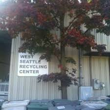 Seattle Christmas Tree Disposal 2015 by West Seattle Recycling Recycling Center 3881 16th Ave Sw