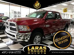 100 Lara Truck Sales Used 2011 RAM 2500 For Sale In Duluth GA 30096