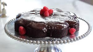 Recipe Box Chocolate Raspberry Cake Recipe