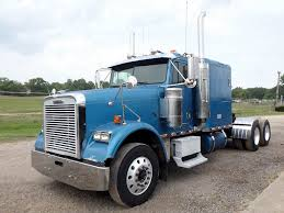 2005 Freightliner FLD120 Classic Sleeper Semi Truck For Sale ...