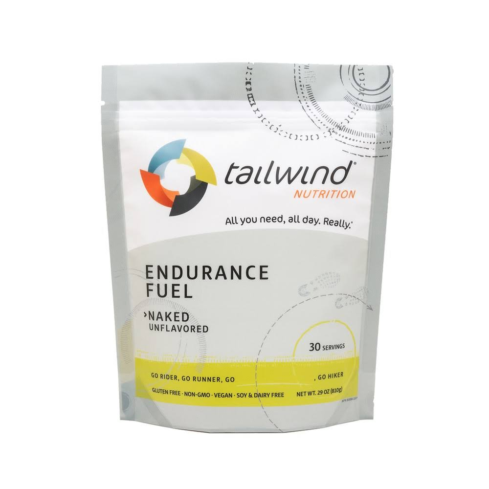 Tailwind Nutrition Endurance Fuel Sports Supplement - Naked Unflavored, 30 Servings