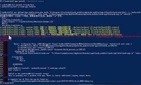 100 Exit C Error Program Files X86Microsoft Visual Studio2019