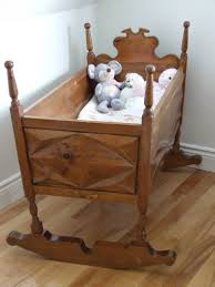 Blankets & Swaddlings Vintage Baby Crib Ideas With Vintage Baby