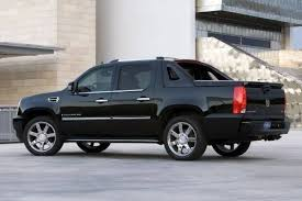 Used 2007 Cadillac Escalade EXT for sale Pricing & Features