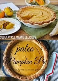 Paleo Pumpkin Custard With Gelatin by Healthy Delicious Pumpkin Pie Paleo Refined Sugar Free Dairy Free