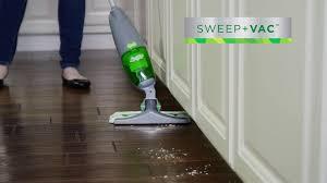 Swiffer Steam Boost For Laminate Floors by Swiffer Sweep U0026 Vac Floor Vacuum Starter Kit Walgreens