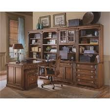 Cymax Desk With Hutch by Hooker Furniture Brookhaven Collection Cymax Stores