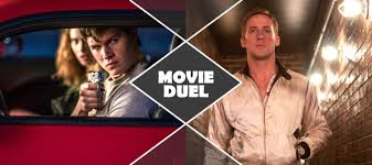 Movie Duel: Baby Driver Vs. Drive – The Agony Booth