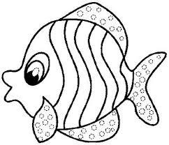 Fish Color Pages PICT 91749
