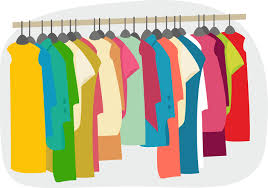 clothes clip clipart collection
