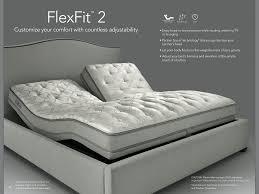 Adjustable Bed Base Split King by Best Sleep Number Flexfit 2 Adjustable Base Like New For Sale