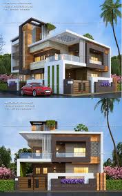 100 Architectural Houses Modern Residential House Bungalow Exterior By ArSagar