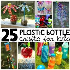Plastic Bottle Crafts For Kids