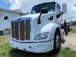 100 Day Cab Trucks For Sale 2016 Peterbilt 579 Tandem Axle Truck Cummins ISX15 450HP AMT 716276 Miles Naples FL UGD333502 MyLittlesmancom