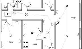 schema cuisine décoration schema electrique pour maison neuve 27 avignon