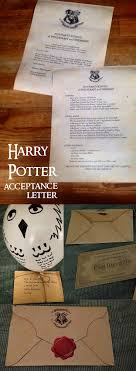 Most Wonderful Rejection Letter From Hogwarts Image Titled Write A