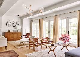 100 This Warm House Tour Modern Neutrals Fill A Familys Hampton Home Coco