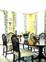 Dining Room Curtain Ideas Dazzling