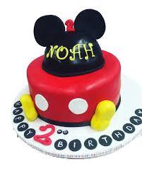 A Piece of Cake & Desserts Birthday Celebration Cakes