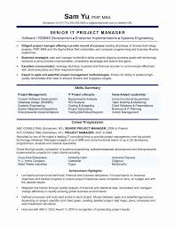 Sample Engineering Project Portfolio New Ideas Entry Level Manager Resume For 20