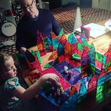 magna tiles vs magformers a magnetic tile throwdown baby boom