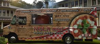 100 Pizza Catering Truck Nolamiafoodtruck