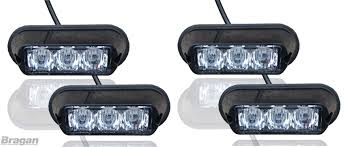 4 X Red Strobe Flashing LED Lights Breakdown Truck Recovery Lorry ... Oracle 1416 Chevrolet Silverado Wpro Led Halo Rings Headlights Bulbs Costway 12v Kids Ride On Truck Car Suv Mp3 Rc Remote Led Lights For Bed 2018 Lizzys Faves Aci Offroad Best Value Off Road Light Jeep Lite 19992018 F150 Diode Dynamics Fog Fgled34h10 Custom Of Awesome Trucks All About Maxxima Unique Interior Home Idea Prove To Be Game Changer Vdot Snow Wset Lighting Cap World Underbody Green 4piece Kit Strips Under
