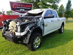 100 Rebuildable Trucks 2015 Dodge Ram 2500 67L Cummins 6 Speed Auto 4X4 62K