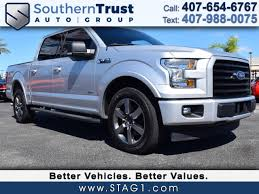 100 Ford Truck Values Used 2017 F150 XLT 2WD SuperCrew 55 Box For Sale In