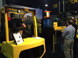 100 Forklift Truck Simulator Hyster Americas On Twitter Come Join Us At Booth 2927 And Sign Up