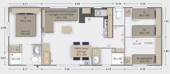 mobil home neuf 3 chambres mobil home neuf rapidhome elite 100 3 chambres 2 salles de bain
