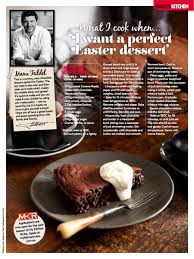 When Is The Next My Kitchen Rules by Chocolate Soufflé Tart Manu Feildel Recipes To Cook