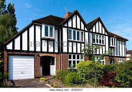 Mock Tudor House Photo by Mock Tudor Style House Stock Photos Mock Tudor Style House Stock