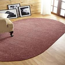 Chenille Carpet by Chenille Reversible Braided Rug 22