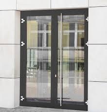 Tubular frame doors