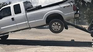 100 Repossessed Trucks For Sale This Epic D Super Duty Vs Tow Truck Battle Ended In An Arrest