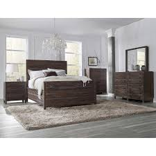 Vaughan Bassett Dresser Drawer Removal by Torsten 6 Piece King Bedroom Set