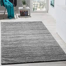 de paco home teppich kurzflor modern gemütlich