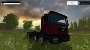 100 Semi Truck Games MAN TGS SEMI V20 Modsnet FS19 FS17 ETS 2 Mods