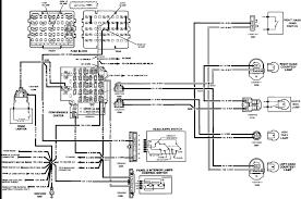 100 Chevy Truck Headlights 1983 Headlight Wiring Wiring Diagram